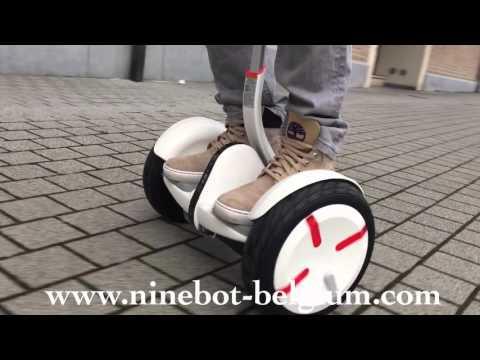 1er trailer ninebot Mini pro HD